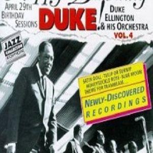 Duke Ellington Birthday Sessions # 4 Sealed Tape